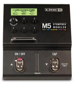 【即納可能】LINE6 M5 Stompbox Modeler