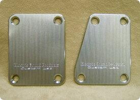 【ESP Parts】ESP Custom Lab TITAN NECK SET PLATE(チタンネックセットプレート)