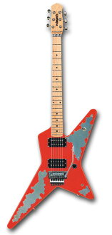 EDWARDS E-RS-125G/ Maple fingerboard