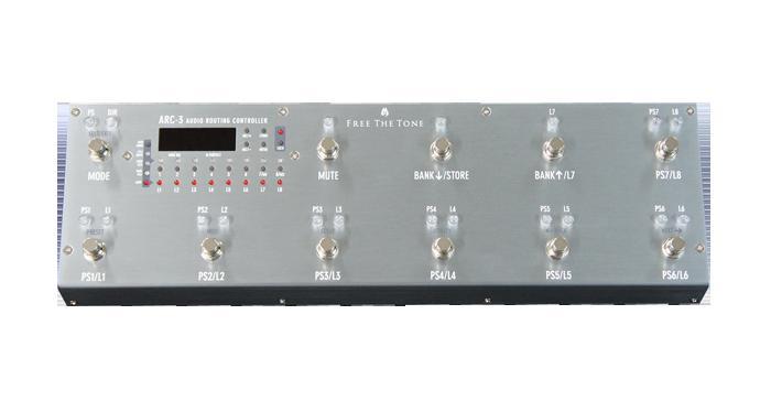 【即納可能】FREE THE TONE Routing Controller ARC-3