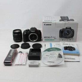 【中古】キヤノン Canon EOS Kiss X6i レンズキット 付属品完備 元箱◇26656