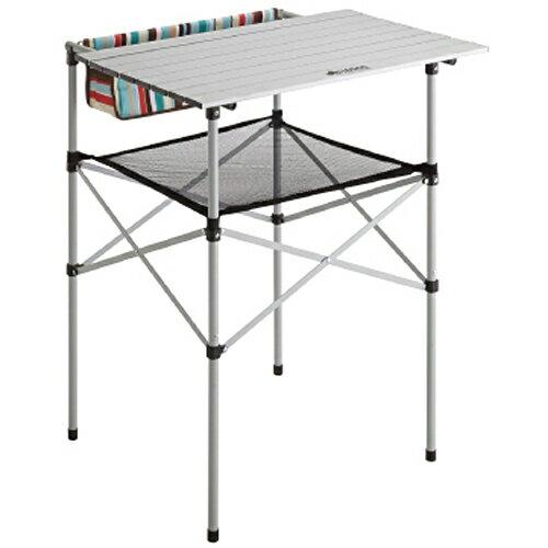 ロゴス LOGOS キャンプ テーブル smart kitchen ロールミニアイランド 73186511