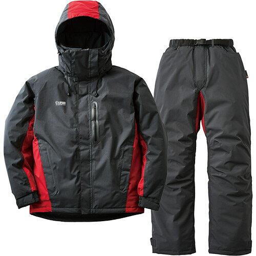 リプナー Lipner ストレッチ防水防寒スーツ リフェット 25チャコール 3034425 メンズ ロゴス