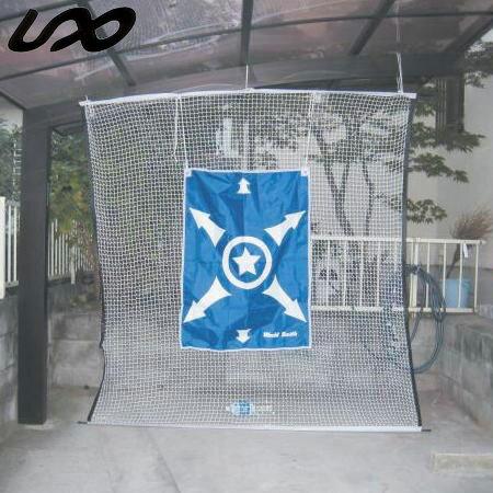 22日10:00-25日9:59迄エントリーでポイント5倍 ユニックス UNIX タペストネット BX75-63 【野球 防球ネット 練習器具 上達 打撃練習】