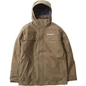 コロンビア Columbia メンズ クローバーデイル インターチェンジ ジャケット オリーブグリーン WE1489 319