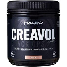 ハレオ HALEO クレアボル ブラックOPS 540g サワーピーチ味 339851