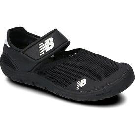 ニューバランス New Balance キッズ サマーシューズ ブラック YO208 BK2 M