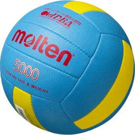モルテン molten ドッジボール 5000 軽量 3号球 公式試合球 青×黄 D3C5000-L キッズ ジュニア