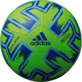 アディダス adidas サッカーボール EURO2020 ユニフォリア ハイブリッド 4号 グリーン AF423 G ジュニア