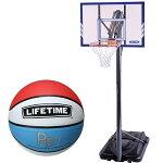 ライフタイムLIFETIMEバスケットゴールLT715467号ボールセット