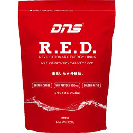 ディーエヌエス DNS レッド レボリューショナリー エナジードリンク R.E.D. REVOLUTIONARY ENERGY DRINK 320g 10L用 D12000340909