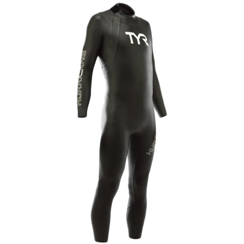 ティア TYR メンズ ハリケーン カテゴリー1 ウェットスーツ ブラック/グレイ HCCNM6A 088