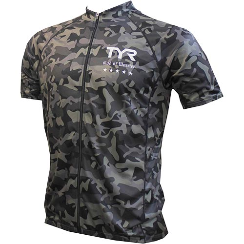 ティア TYR ユニセックス トライジッパーシャツ ブラック TSHT2-17S メンズ レディース