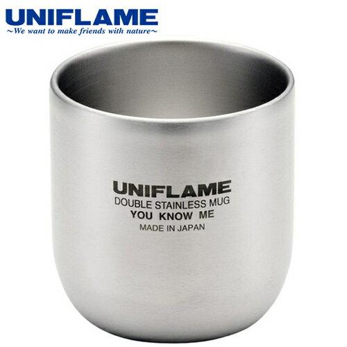 ユニフレーム UNIFLAME キャンプ コップ ゆのみ SUS 666081