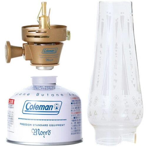 コールマン Coleman INDIGO LABEL インディゴレーベル IL ルミエールランタン インディゴ 2000031624 &ガス缶セット