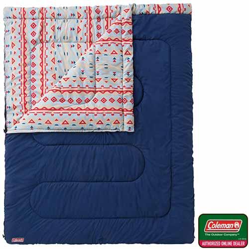 コールマン 寝袋 シュラフ アドベンチャーススリーピングバッグ/C5 2000022260