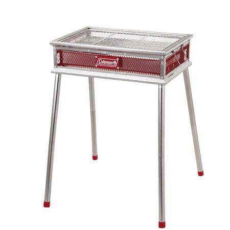 コールマン Coleman クールスパイダーステンレスグリル レッド 170-9367