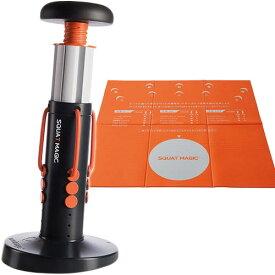 ショップジャパン Shop Japan トレーニング器具 スクワットマジック & マット セット FN005675/SQM-WS02