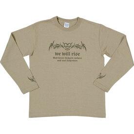 バレーヒル valleyhill whiplash factory メンズ 釣り 長袖シャツ ホヴァリング・ドラゴン WF L/S Tシャツ サンドカーキ 6062