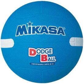 ミカサ MIKASA 教育用白線入ドッジボール3号 D3W BL