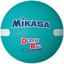 ミカサ MIKASA 教育用白線入ドッジボール3号 D3W G