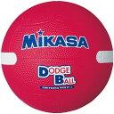 ミカサ MIKASA 教育用白線入ドッジボール1号 D1W R