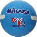 ミカサ MIKASA 教育用白線入ドッジボール1号 D1W BL
