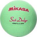 ミカサ MIKASA ソフトドッジボール1号 STD-1R G