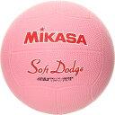 ミカサ MIKASA ソフトドッジボール1号 STD-1R P
