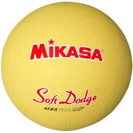 ミカサ MIKASA ソフトドッジボール0号 D0-SOFT Y
