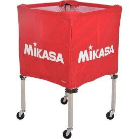 ミカサ MIKASA ボールカゴ フレーム・幕体・キャリーケース3点セット BC-SP-SS R