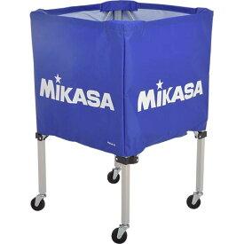 ミカサ MIKASA ボールカゴ フレーム・幕体・キャリーケース3点セット BC-SP-SS BL