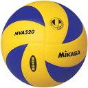 ミカサ(MIKASA) バレーボール 練習球4号 MVA520 【バレーボール 4号球 小学生用】