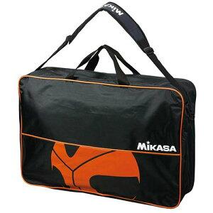 ミカサ MIKASA バスケットバッグ 6個入用 BA6C-BKBR 黒茶