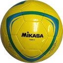 ミカサ(MIKASA) サッカーボール F4TP-Y 黄 4号球 【サッカー フットサル サッカーボール レクリエーション】