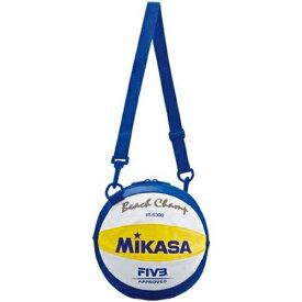 ミカサ MIKASA ビーチバレーボール用ボールバッグ1個入 BV1B 青/黄/白