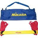 ミカサ(MIKASA) ラダートレーナー 黄/赤 FLD2 【サッカー 練習用品】