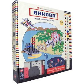 エデュテ バコバ BAKOBA ビルディングボックス4 Building BOX 4 BKB-004 キッズ