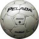 モルテン(molten) ペレーダ30004号 F4P3000-W シャンパンシルバー 【サッカーボール JFA検定球】