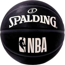 スポルディング SPALDING ジュニア用 バスケットボール トワイライト ブラック×ホワイト ラバー 5号球 71-183J