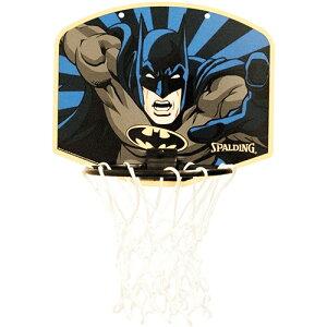 スポルディング SPALDING バスケットゴール マイクロ ミニ バックボード バットマン 5001BAT ブルー