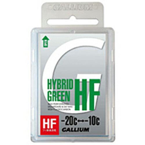 ガリウム GALLIUM HYBRID HF GREEN 50g SW2150