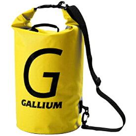 ガリウム GALLIUM ウォータープルーフ ドライバッグ Waterproof Dry Bag 防水仕様 イエロー BP0006