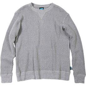 カブー KAVU Marvin's Crew マービンズクルー Tシャツ Grey/グレイ KAVU17FW GRY メンズ