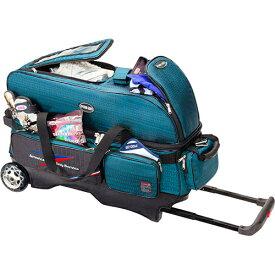 アメリカンボウリングサービス ABS カート Tバッグ 3個入れ グリーン B20-2380