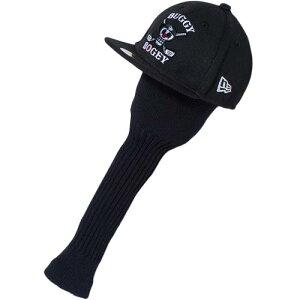 ニューエラ NEW ERA ゴルフ ヘッドカバー ワンピース バギー ドクロ 海賊旗 GF HEAD COVER ONE PIECE BUGGY ブラック 12541317