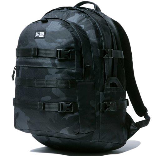 ニューエラ NEWERA Carrier Pack キャリアパック ブラックウッドランドカモ 11474661