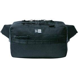 ニューエラ NEWERA スクエア ウェストバッグ SQUARE WAIST BAG ブラック 11556601