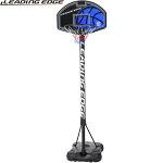 リーディングエッジジュニアバスケットボールゴールミニバス対応LE-BS260キッズ