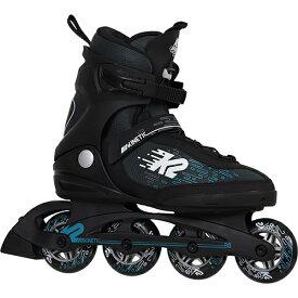 24日迄■お得なクーポン配布中■ケーツー K2 メンズ インラインスケート キネティック80 プロ リミテッド ヨーロッパモデル KINETIC 80 PRO LTD ブラック/ブルー I210202301